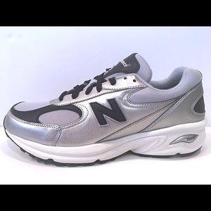 New Balance 498 Silver Mens Running New